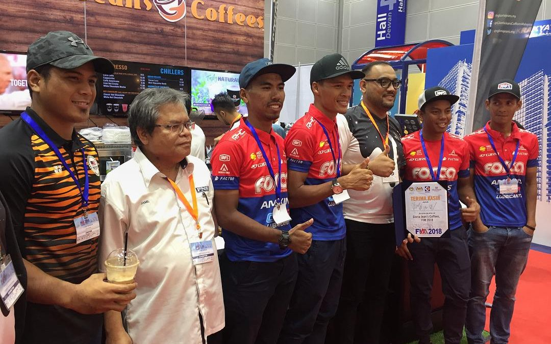 Hutan Ration Collaborates with Gloria Jeans Coffee Malaysia