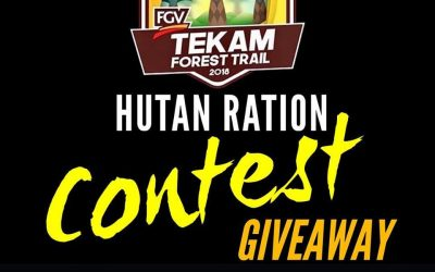 Hutan Ration – Official Partner for FGV Tekam Forest Run 2018