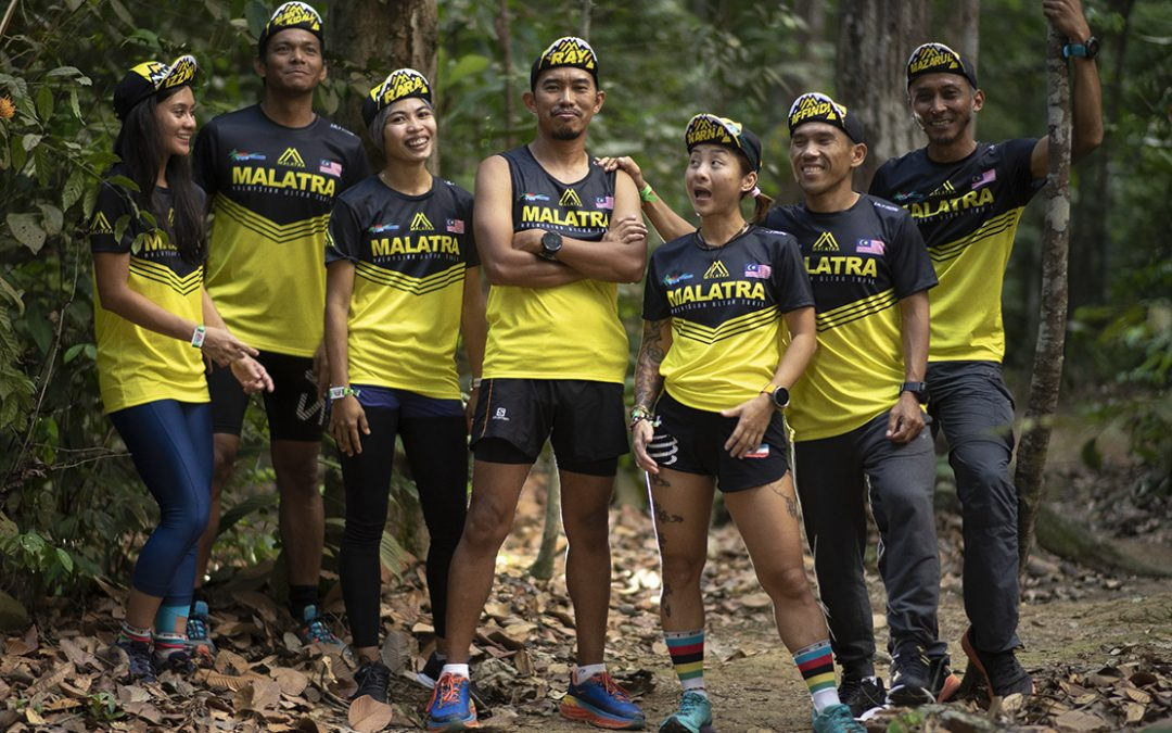 Hutan Ration Sponsoring Team Malatra Elite Athletes for 2019 & 2020