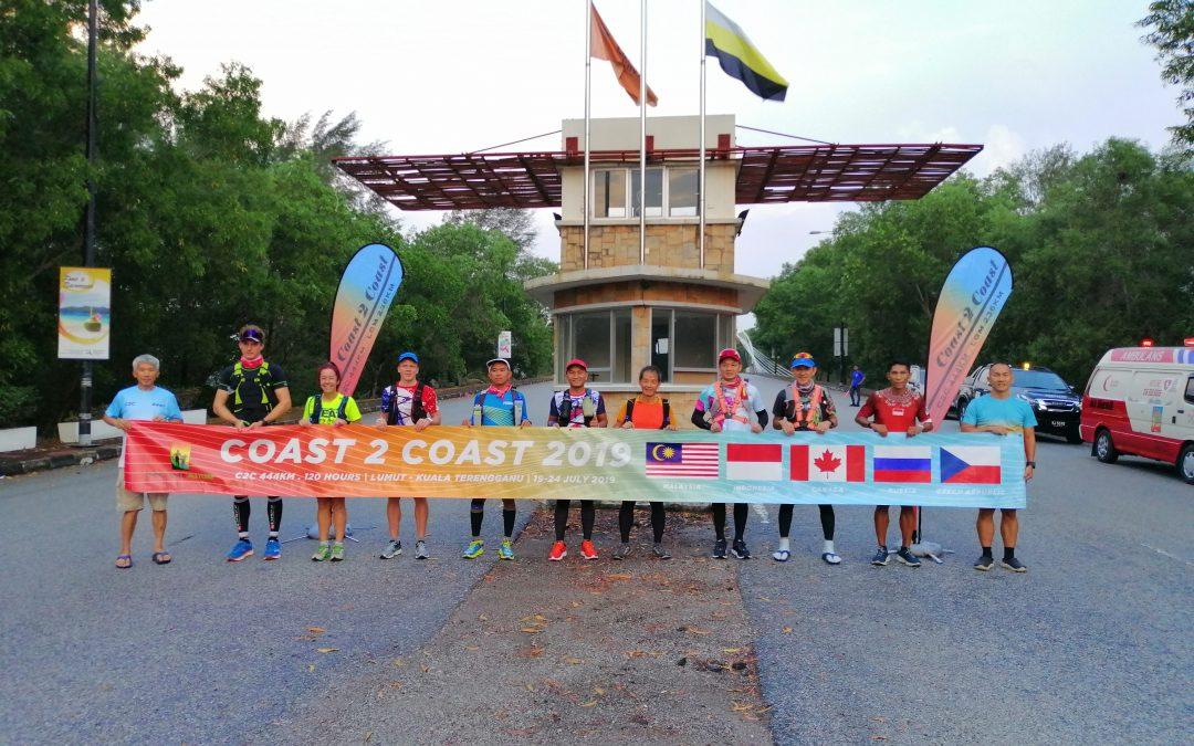 Malaysia's Coast to Coast Ultra 444km