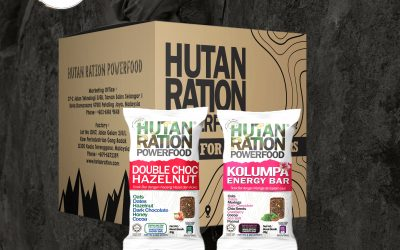 Introducing HUTAN RATION New Packaging POWER PACK